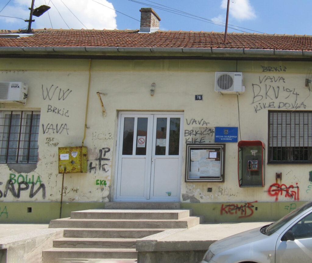 Kulturna stanica Bukovac