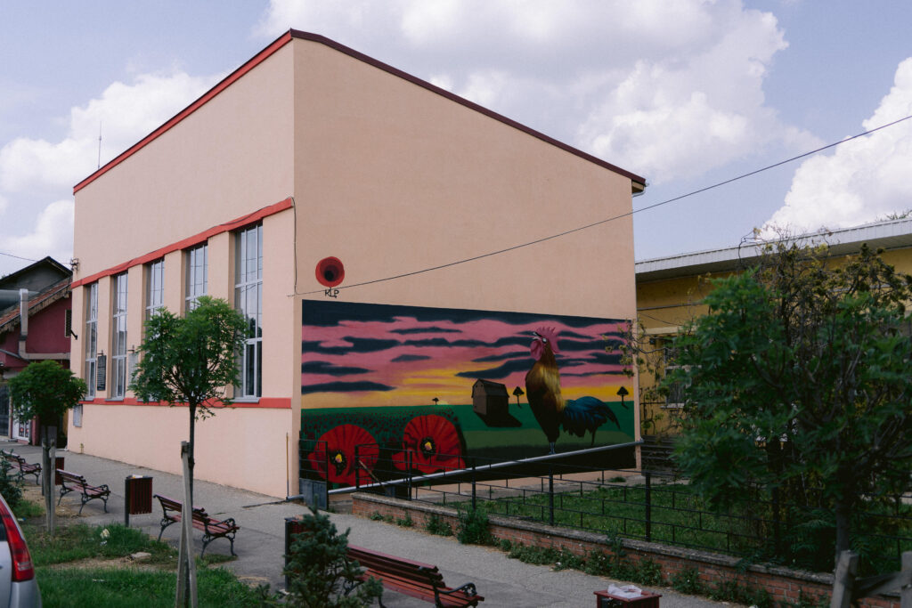 Kulturna stanica Rumenka