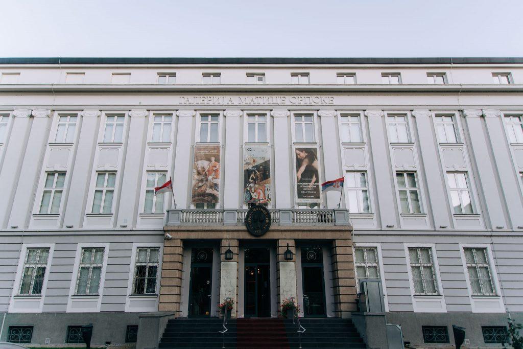 Zgrada Galerije Matice srpske