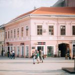 At the White Lion: A Story About the Oldest Building in Novi Sad