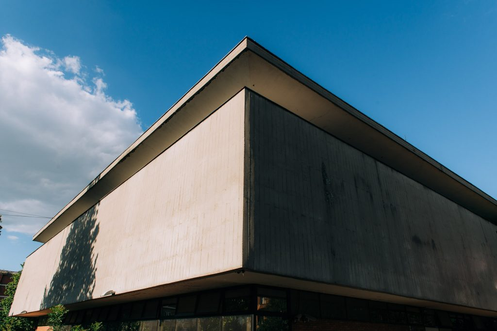 Zgrada Muzeja savremene umetnosti Vojvodine