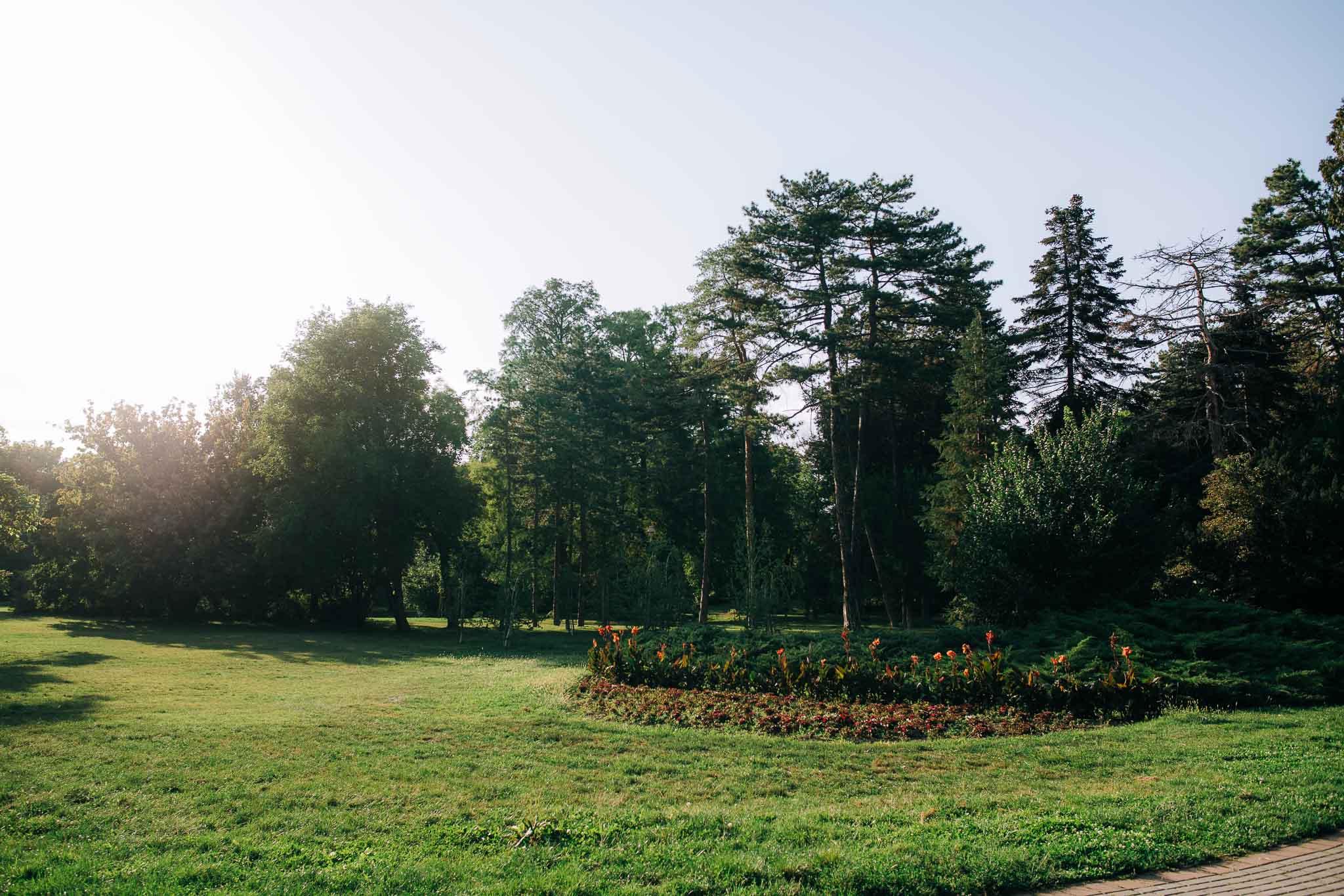 Futoški park Novi Sad