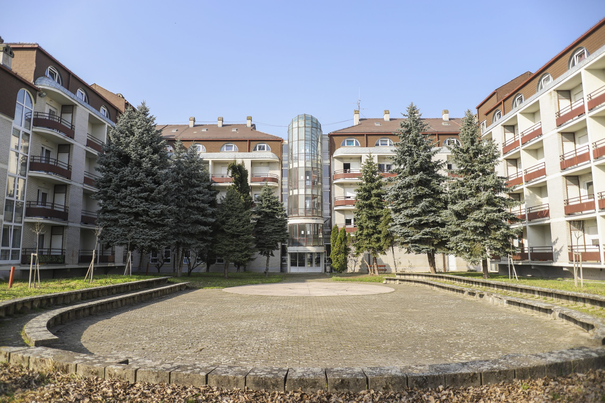 Studentski dom Živojin Ćulum