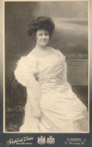 MIlka Marković portret