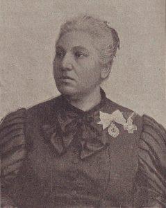 Savka Subotić portret