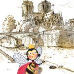 """Radionice za decu """"Začarani magijom Pariza"""" @ Galerija Matice srpske   Mesec frankofonije"""