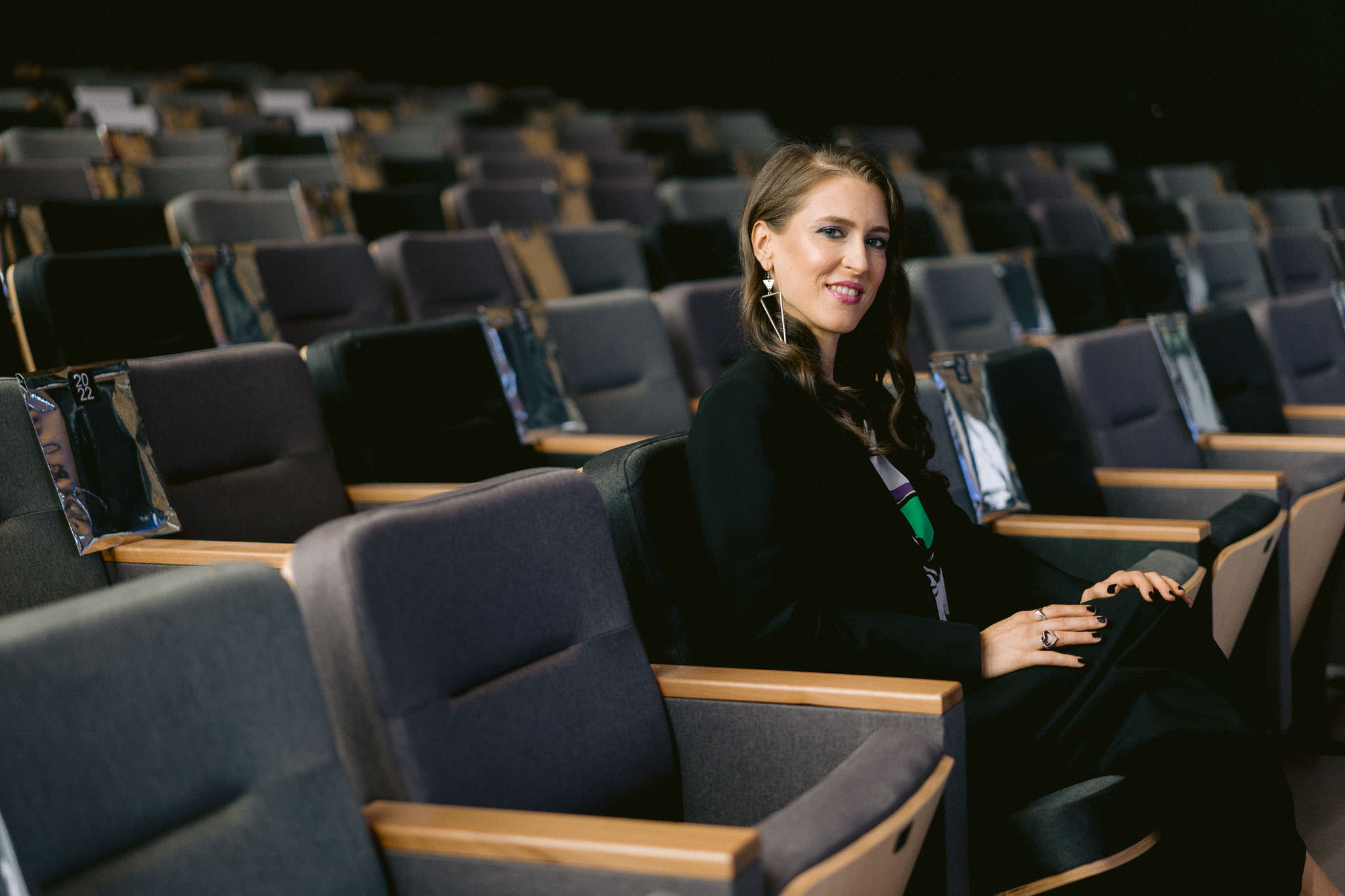 Sara Vuletić portret