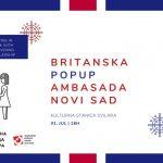 Žene u nauci i preduzetništvu @ KS Svilara   Britanska PopUp ambasada