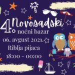 24. novosadski noćni bazar @ Riblja pijaca