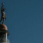 Statua Merkura u Novom Sadu